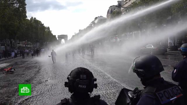 Европу захлестнули протесты против «ковидных» ограничений ипаспортов.Греция, Европа, Италия, Франция, коронавирус, митинги и протесты, эпидемия.НТВ.Ru: новости, видео, программы телеканала НТВ