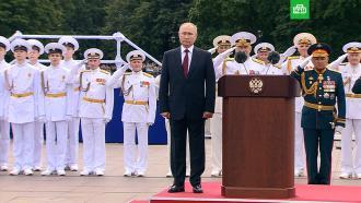 Путин заявил оспособности России нанести удар по любому противнику