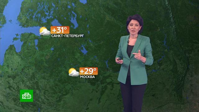 Прогноз погоды на 27 июля.погода, прогноз погоды.НТВ.Ru: новости, видео, программы телеканала НТВ