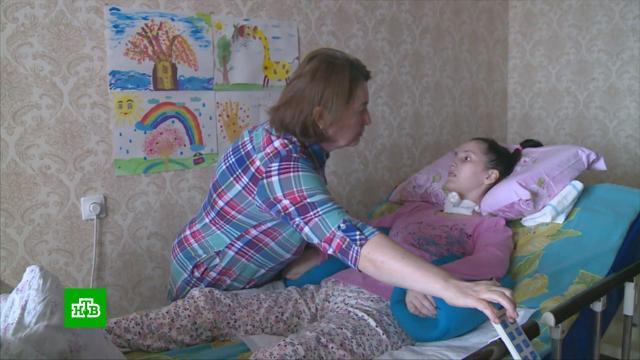 В Набережных Челнах девушка стала инвалидом по вине врачей.Татарстан, врачебные ошибки, инвалиды.НТВ.Ru: новости, видео, программы телеканала НТВ