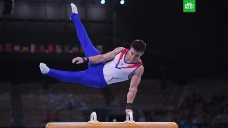 Российские гимнасты завоевали золото Олимпиады вкомандном многоборье
