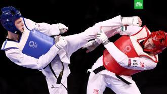 Тхэквондист Храмцов принес сборной России четвертое золото ОИ