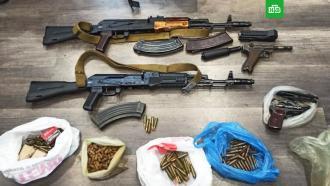 ФСБ задержала подпольных оружейников в25регионах