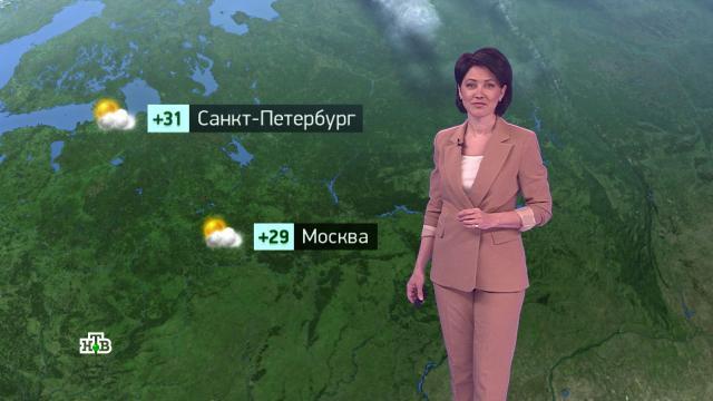Утренний прогноз погоды на 27июля.погода, прогноз погоды.НТВ.Ru: новости, видео, программы телеканала НТВ