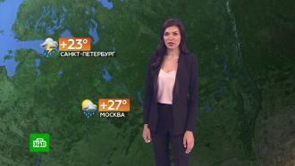 Прогноз погоды на 29июля.НТВ.Ru: новости, видео, программы телеканала НТВ