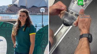 Австралийка починила байдарку спомощью презерватива ивыиграла олимпийскую медаль