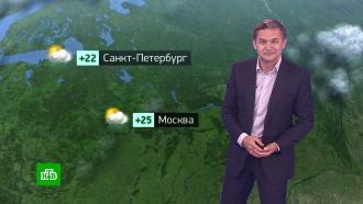 Утренний прогноз погоды на 30июля