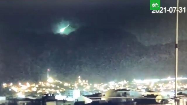 «Конец близок»: внебе над Турцией взорвался метеор.Турция, космос, метеорит.НТВ.Ru: новости, видео, программы телеканала НТВ
