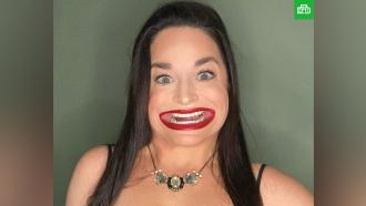 Звезда TikTok с огромным ртом вошла в Книгу рекордов Гиннесса.Жительница США Саманта Рамсделл, которая может открыть рот на 6, 5 см, попала в Книгу рекордов Гиннесса.Интернет, Книга Гиннесса, блогосфера, знаменитости, рекорды, соцсети.НТВ.Ru: новости, видео, программы телеканала НТВ