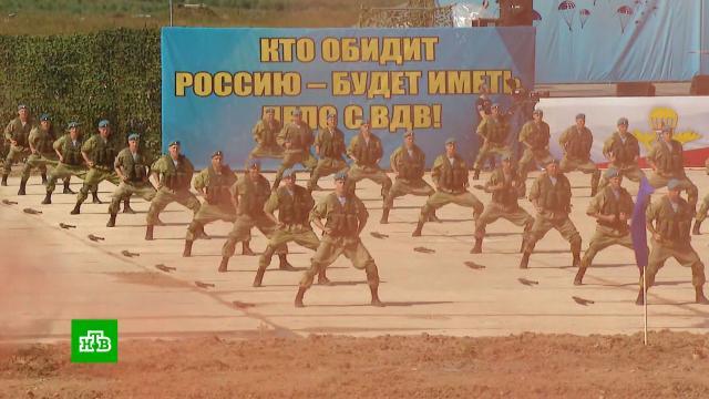 Россия отмечает День ВДВ.армия и флот РФ, торжества и праздники.НТВ.Ru: новости, видео, программы телеканала НТВ