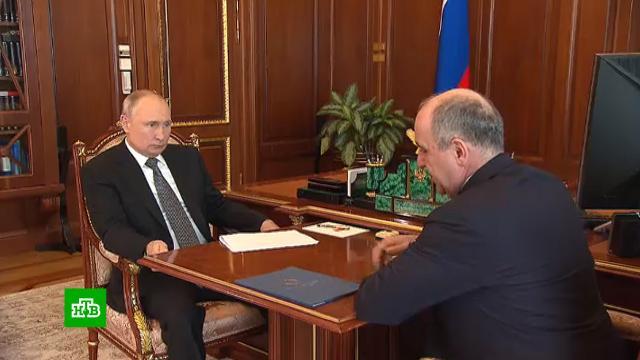 Глава Карачаево-Черкесии рассказал Путину о «шикарных местах отдыха».Карачаево-Черкесия, Путин, экономика и бизнес.НТВ.Ru: новости, видео, программы телеканала НТВ