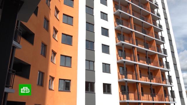 В Ярославле сотни обманутых дольщиков получили ключи от новых квартир.Ярославль, дольщики, жилье, строительство.НТВ.Ru: новости, видео, программы телеканала НТВ