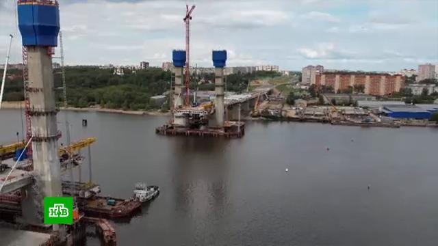 ВЧереповце возведут новый мост через реку Шексну.Вологодская область, мосты, строительство.НТВ.Ru: новости, видео, программы телеканала НТВ