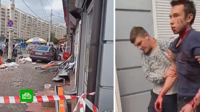 Водитель Mercedes обезумел после смертельного ДТП.ДТП, Калининград.НТВ.Ru: новости, видео, программы телеканала НТВ