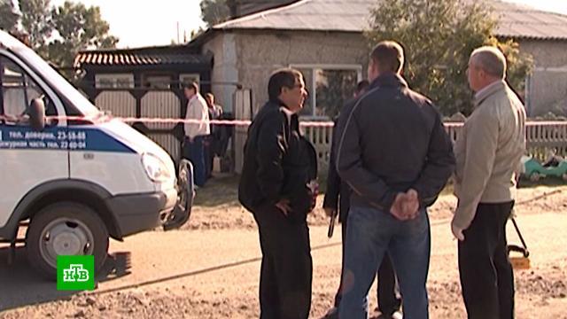 Убийца семьи вХакасии был «тише воды» и«втирался вдоверие».Хакасия, убийства и покушения.НТВ.Ru: новости, видео, программы телеканала НТВ