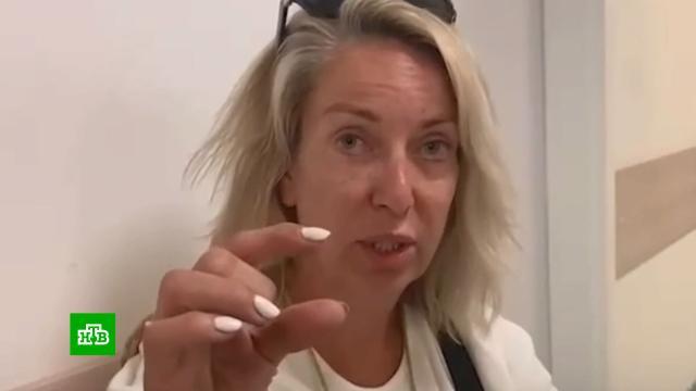 «Я была без сознания»: буйная пассажирка объяснила, почему закурила всамолете.Москва, Турция, дебоширы, самолеты, туризм и путешествия.НТВ.Ru: новости, видео, программы телеканала НТВ