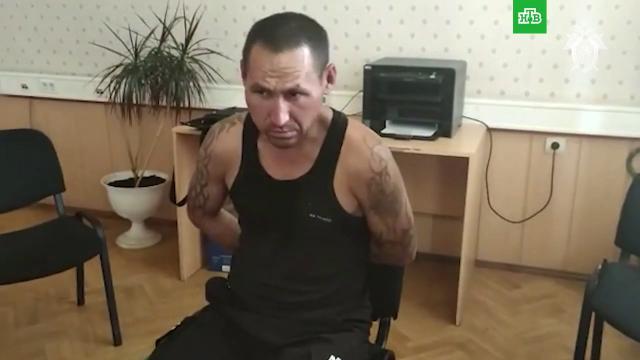 СК показал уголовника, убившего семью в Хакасии.Хакасия, убийства и покушения.НТВ.Ru: новости, видео, программы телеканала НТВ