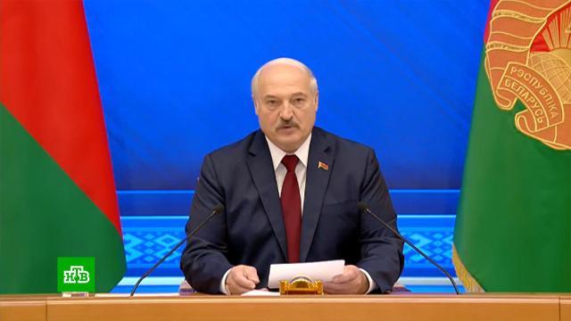 «Стреляйте в голову»: Лукашенко высказался о давлении Запада на Белоруссию.Белоруссия, Лукашенко, санкции, экспорт.НТВ.Ru: новости, видео, программы телеканала НТВ