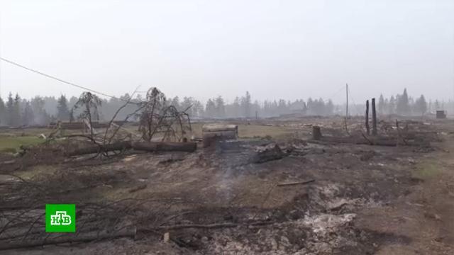 Четвертый месяц пожаров: якутских погорельцев ждет скорое новоселье