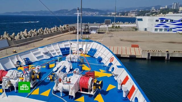 В Сочи сотни туристов несколько дней провели на борту стоящего у берега лайнера.Сочи, круизы, отдых и досуг, туризм и путешествия.НТВ.Ru: новости, видео, программы телеканала НТВ