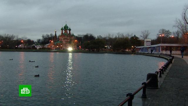 МЧС предупредило оминусовой температуре вПодмосковье.Москва, погода.НТВ.Ru: новости, видео, программы телеканала НТВ