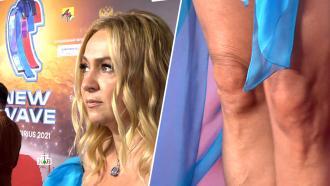 Хирурги не всилах спасти сморщенные колени Рудковской.НТВ.Ru: новости, видео, программы телеканала НТВ