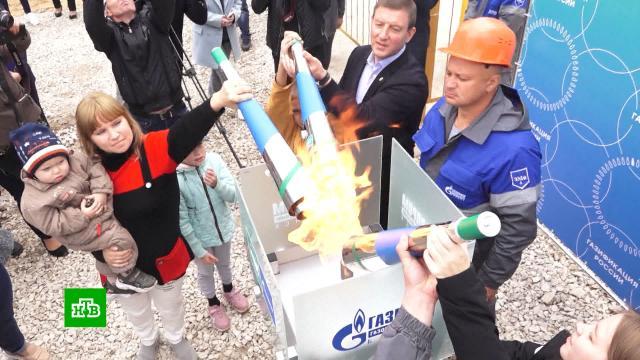 «Единая Россия» обещает компенсировать льготникам затраты на газовое оборудование.Брянская область, Единая Россия, газ, газопровод.НТВ.Ru: новости, видео, программы телеканала НТВ