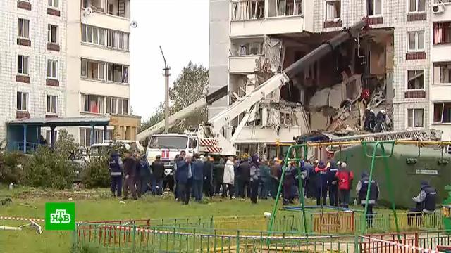 Взрыв вногинской многоэтажке: вдоме может обрушиться еще один этаж