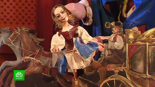 Петербургский театр марионеток покажет «Золушку» для самых маленьких.Санкт-Петербург, дети и подростки, театр.НТВ.Ru: новости, видео, программы телеканала НТВ