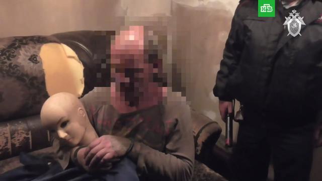 Кузбасский маньяк показал, как убивал двух школьниц.Кемеровская область, дети и подростки, изнасилования, педофилия, убийства и покушения.НТВ.Ru: новости, видео, программы телеканала НТВ