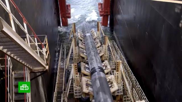 Первые 5,5млрд кубометров газа из «Северного потока— 2» Германия получит уже вэтом году