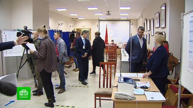 Петербургские школы, где расположены избирательные участки, не будут работать 17–18 сентября.Санкт-Петербург, выборы, школы.НТВ.Ru: новости, видео, программы телеканала НТВ