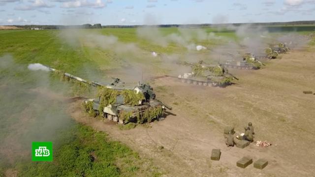 Учения «Запад-2021» стартовали одновременно на 14полигонах.Белоруссия, Минобороны РФ, армия и флот РФ, учения.НТВ.Ru: новости, видео, программы телеканала НТВ