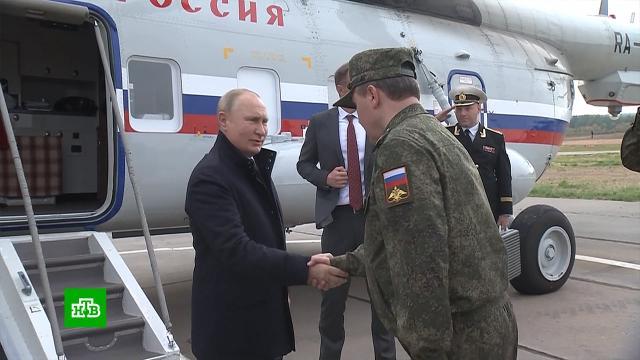 Путин прибыл на основной этап учений «Запад-2021».Белоруссия, Путин, армии мира, армия и флот РФ, учения.НТВ.Ru: новости, видео, программы телеканала НТВ