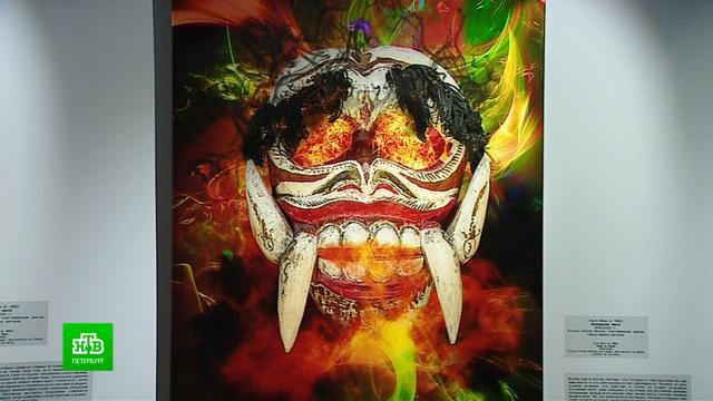 ВЭрмитаже рассказывают окульте маски.Санкт-Петербург, Эрмитаж, выставки и музеи, живопись и художники.НТВ.Ru: новости, видео, программы телеканала НТВ