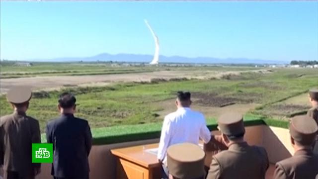 Северная Корея запустила баллистические ракеты всторону Японии.Северная Корея, Япония, запуски ракет.НТВ.Ru: новости, видео, программы телеканала НТВ