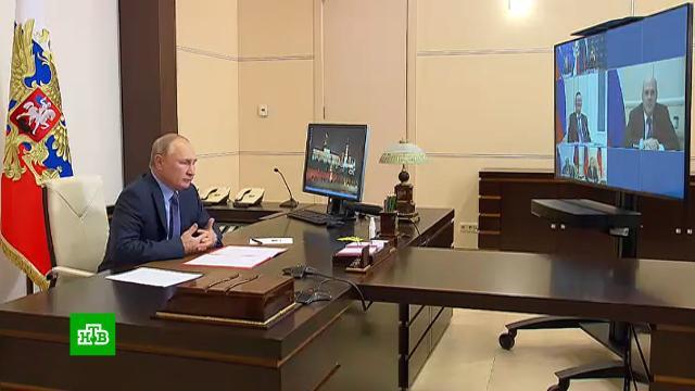 Путин обсудил сСовбезом вопросы безопасности иАфганистан.Афганистан, Путин.НТВ.Ru: новости, видео, программы телеканала НТВ
