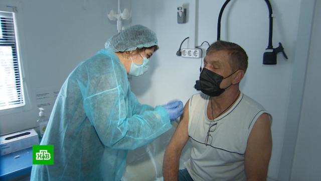 Жители Калининграда не спешат прививаться от COVID-19 имечтают об отмене ограничений.Калининградская область, вакцинация, коронавирус, эпидемия.НТВ.Ru: новости, видео, программы телеканала НТВ