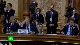 Страны— члены ОДКБ договорились не пускать НАТО на свою территорию.НТВ.Ru: новости, видео, программы телеканала НТВ
