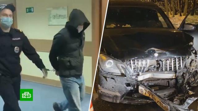 Водитель Mercedes, насмерть сбивший двух женщин вМоскве, получил 8лет колонии.ДТП, Москва, суды.НТВ.Ru: новости, видео, программы телеканала НТВ