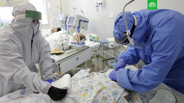 В РФ — 19 594 новых случая коронавируса.За минувшие сутки в России выявили 19 594 заразившихся коронавирусом, сообщает оперштаб. Накануне показатель был ниже (18 841).коронавирус, эпидемия.НТВ.Ru: новости, видео, программы телеканала НТВ