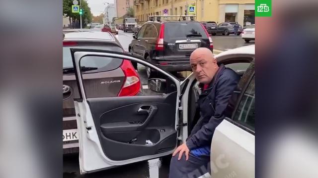 В Петербурге таксист избил женщину-инвалида и плюнул ей в лицо.НТВ.Ru: новости, видео, программы телеканала НТВ