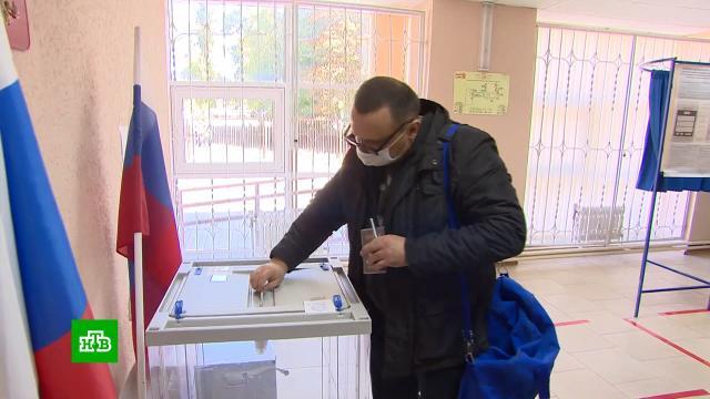 «Внести свой вклад— очень важно»: жители Донбасса сроссийскими паспортами голосуют на выборах.Госдума, ДНР, ЛНР, выборы.НТВ.Ru: новости, видео, программы телеканала НТВ