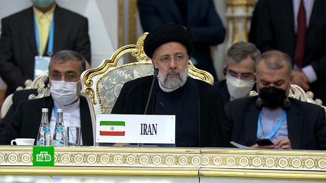 Иран стал полноправным членом ШОС.Иран, ШОС, переговоры.НТВ.Ru: новости, видео, программы телеканала НТВ