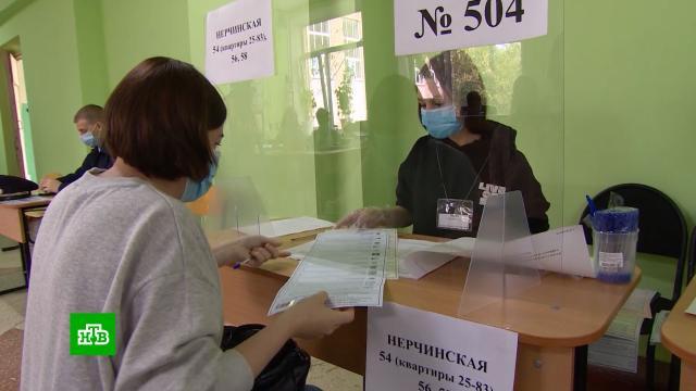 Избирательные участки открылись во всех регионах России.Госдума, выборы.НТВ.Ru: новости, видео, программы телеканала НТВ