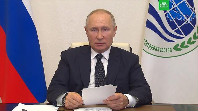 Путин предложил возобновить работу контактной группы ШОС— Афганистан.Афганистан, Путин, Талибан, ШОС.НТВ.Ru: новости, видео, программы телеканала НТВ