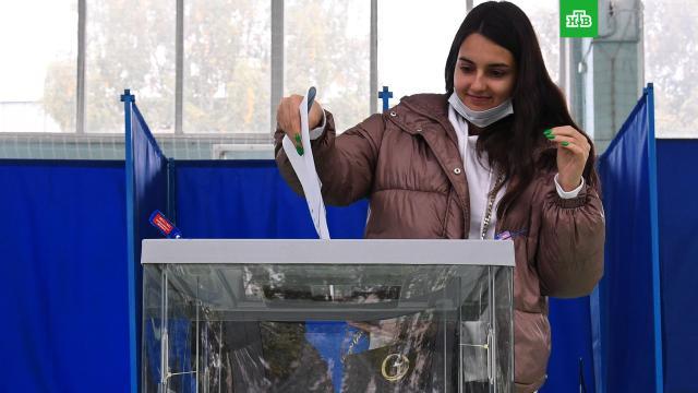 Памфилова: явка на выборы вГосдуму превысила 25%.Госдума, Москва, выборы.НТВ.Ru: новости, видео, программы телеканала НТВ