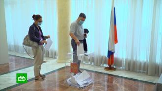 Россияне за рубежом голосуют на 348избирательных участках.НТВ.Ru: новости, видео, программы телеканала НТВ