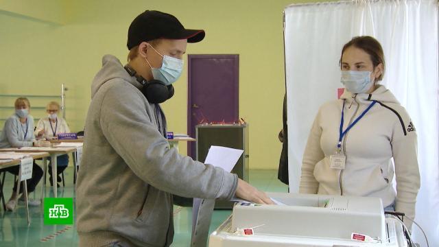 В России стартовал заключительный день голосования на выборах.Госдума, выборы.НТВ.Ru: новости, видео, программы телеканала НТВ