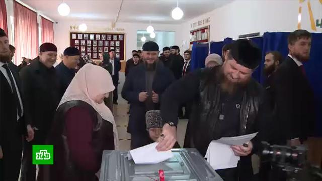 На всех губернаторских выборах победили действующие руководители.выборы, губернаторы.НТВ.Ru: новости, видео, программы телеканала НТВ